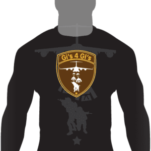 Gis 4 GIs Ranked LS Rashguard-Brown